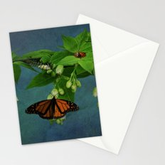 A Bugs World Stationery Cards