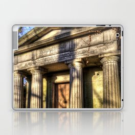 Kensal Green Mausoleum Laptop & iPad Skin