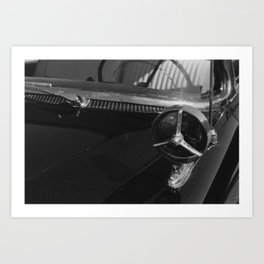 '56 Buick Special - Driver's Side Art Print