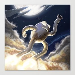 Highest 5 Ever Canvas Print