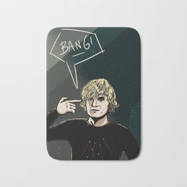 Bang! Bath Mat