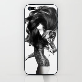 Bear #3 iPhone Skin