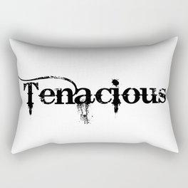 Tenacious Rectangular Pillow