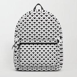 Heartless 2 - B+W Backpack