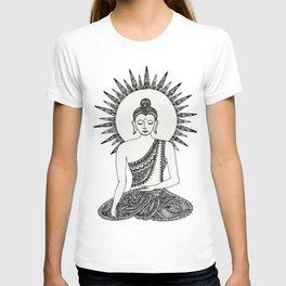 Meditating Buddha T-shirt