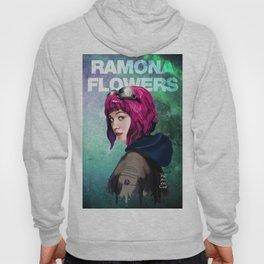 Ramona Flowers Hoody