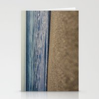 blanket Stationery Cards featuring BLANKET by jenna chalmers