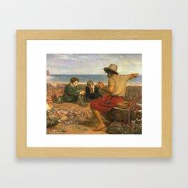 Sir John Everett Millais, Bt 1829–1896   The Boyhood of Raleigh Framed Art Print
