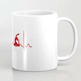 YOGA HEARTBEAT V2 Coffee Mug