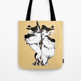 The Bull & Bear Tote Bag