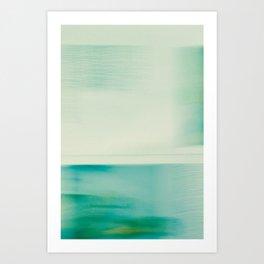 I Am Peaceful Art Print