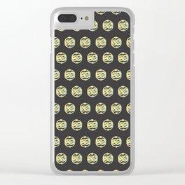 Auryn kawaii Clear iPhone Case