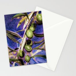 CRAYON LOVE - Olivebranch Stationery Cards