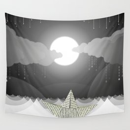 Dream Sea Wall Tapestry