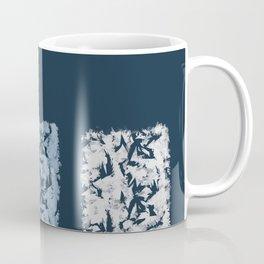 Blue with Squares Coffee Mug