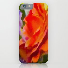HUNTSVILLE FLOWERS iPhone Case