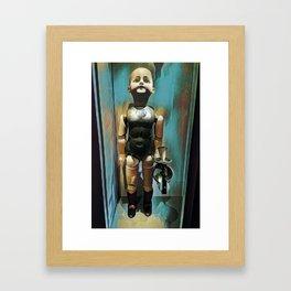 The Edison Talking Doll 1890 Framed Art Print