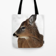 Chevreuil 003 Tote Bag