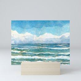 Fernandina Beach, Florida Mini Art Print