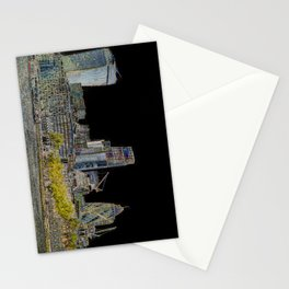 the Glow of London Stationery Cards