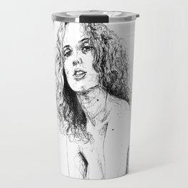 Petra Collins Travel Mug