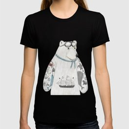 the arctic explorer T-shirt