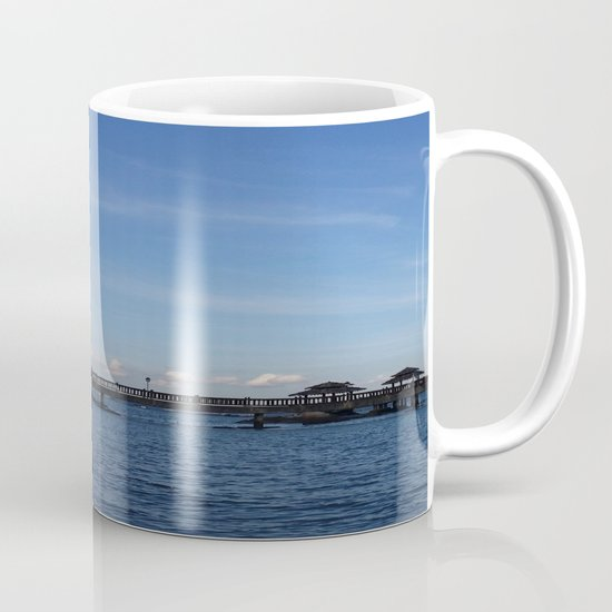 IT'S BLUE OUT THERE Mug