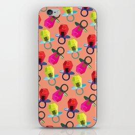 love ring iPhone Skin