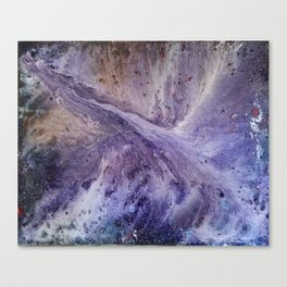Spyre in Space Canvas Print