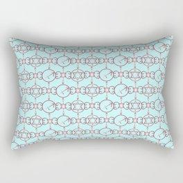 Sagittarius Topaz Rectangular Pillow