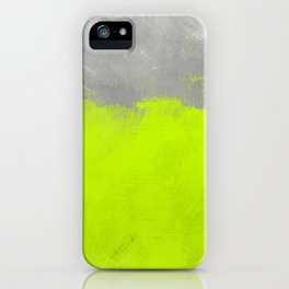 Abstract Painting #3 iPhone Case