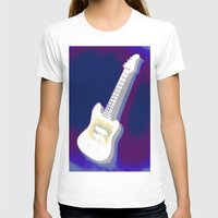 guitar T-shirts featuring Guitar by Vitta