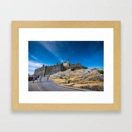 Rock of Cashel, Ireland Framed Art Print