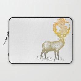 Deer God Laptop Sleeve