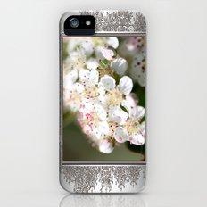 Aronia Blossoms Slim Case iPhone (5, 5s)
