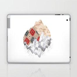 montañas collage Laptop & iPad Skin