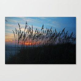 Secrets Stored Canvas Print