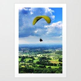High Flyer Art Print
