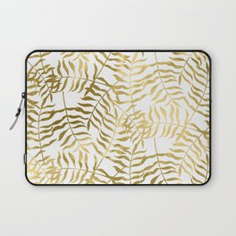 Gold Leaves 2 Laptop Sleeve