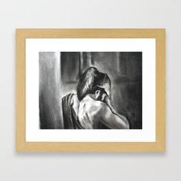 Anyman Framed Art Print