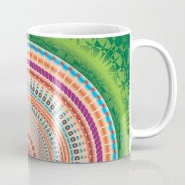 Fraternity Mandala - מנדלה אחווה Coffee Mug