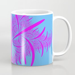 pink strukture Coffee Mug