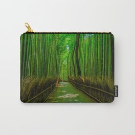 Bamboo Trail Carry-All Pouch