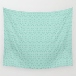 Blue on Blue Wall Tapestry