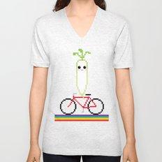 Daikon Bike Unisex V-Neck