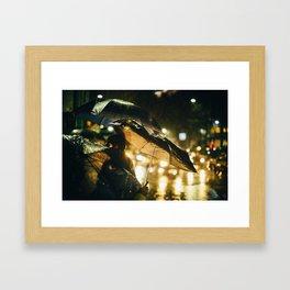 Last resource Framed Art Print