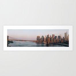 NYC I Art Print