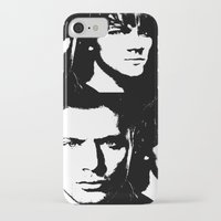 sam winchester iPhone & iPod Cases featuring Winchester by Panda Cool