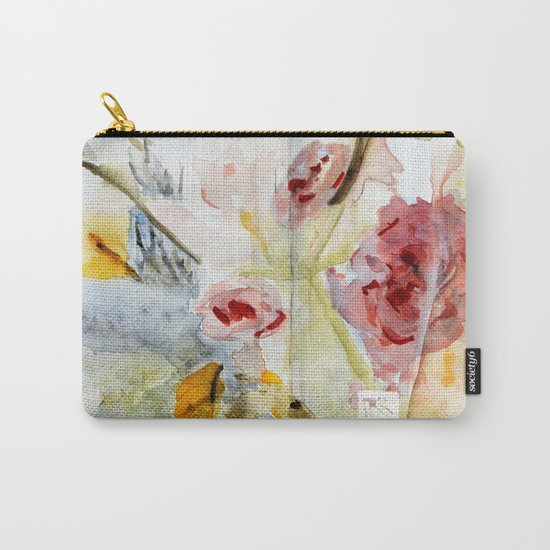 fragmented view Carry-All Pouch