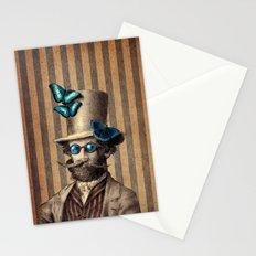 Doctor Popinjay Stationery Cards